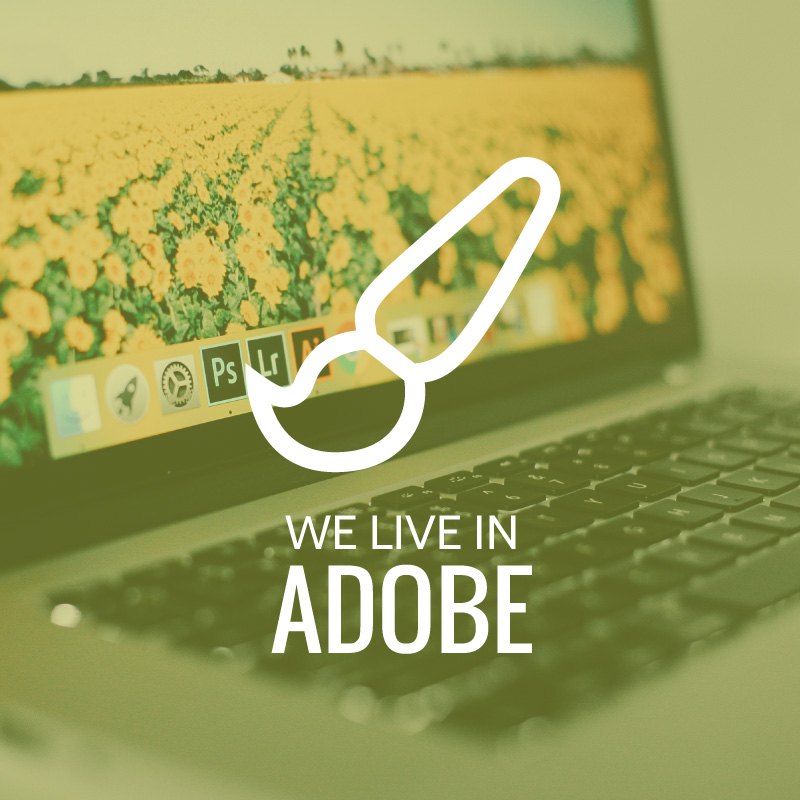 LaLa Projects - We Live in Adobe