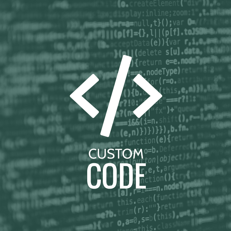 LaLa Projects - Custom Code