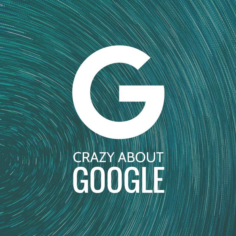 LaLa Projects - Crazy About Google