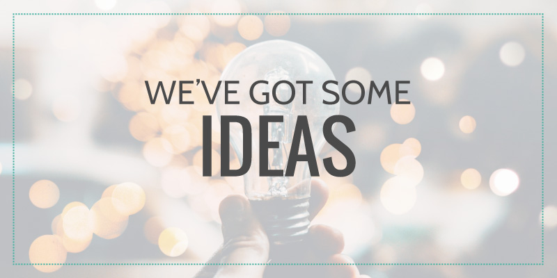 LaLa Projects - We've Got Some Ideas