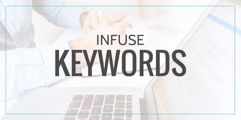 LaLa Projects - Infuse Keywords