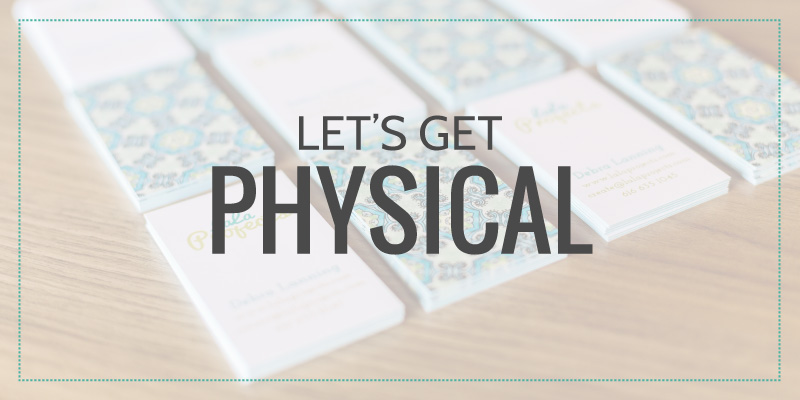 LaLa Projects - Let's Get Physical