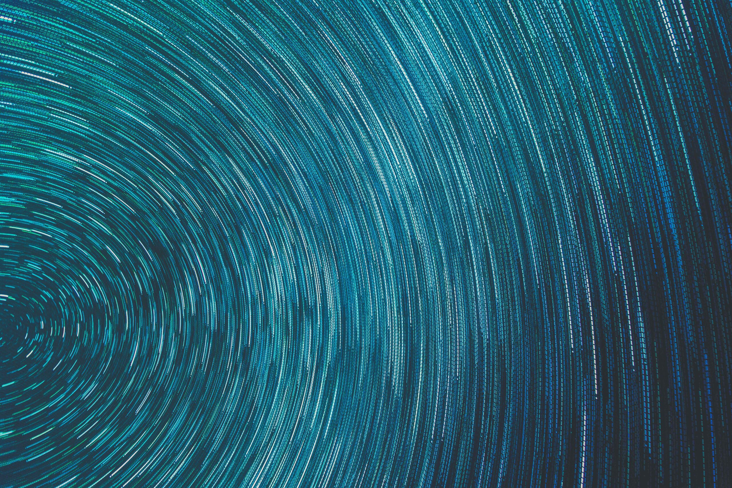 Featured Image of Blurred Stars for Blog about the power of Website Forms by Lala Projects