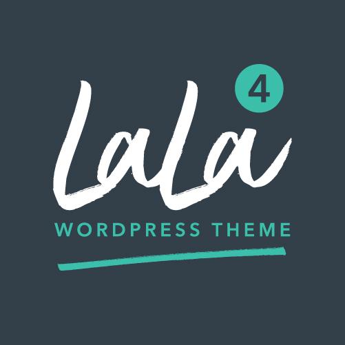 LaLa WordPress Theme 4 Product Image