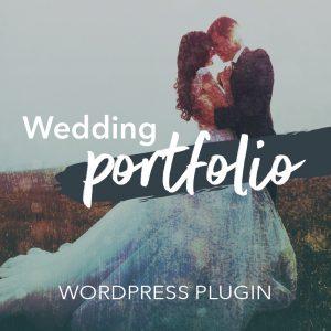 WordPress Wedding Portfolio Plugin by LaLa Projects