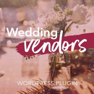 WordPress Wedding Vendor Plugin by LaLa Projects
